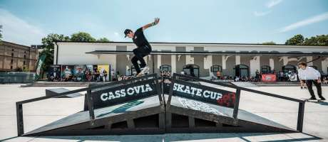 Tlakers Cassovia Skate Cup 2017