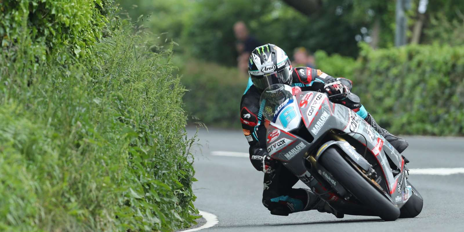 Images from the Monster Energy Supersport Race 1 - Isle of Man TT 2018