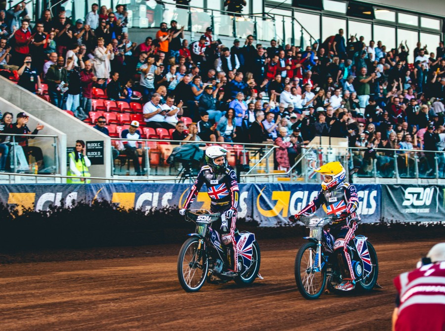 Race images from Event Two of Speedway of Nations in Manchester