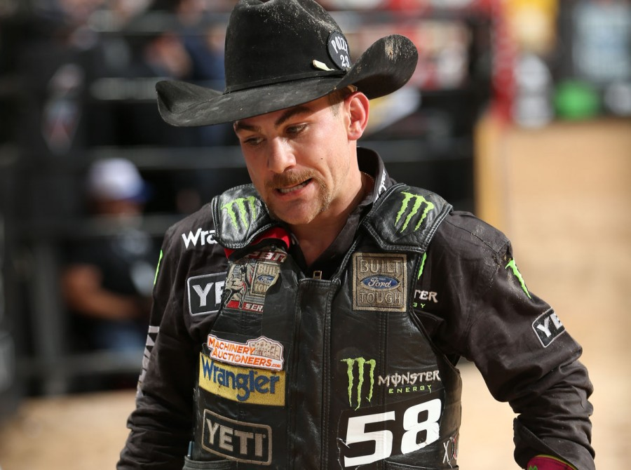 Images from the fourth round of the Built Ford Tough series PBR World Finals.