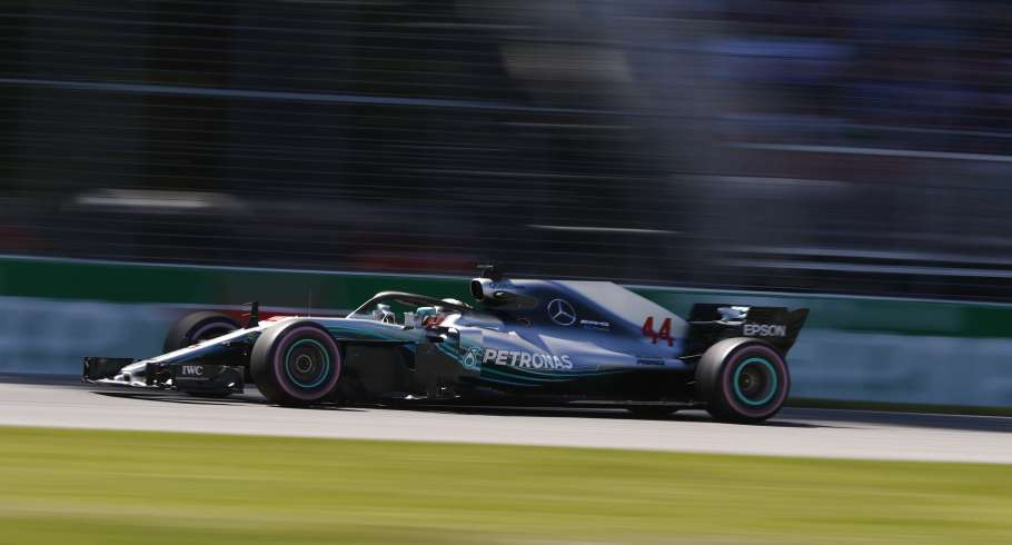 2018 images from the Canadian Grand Prix