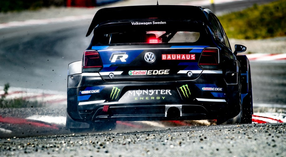 Images from the 2018 World RX of Norway