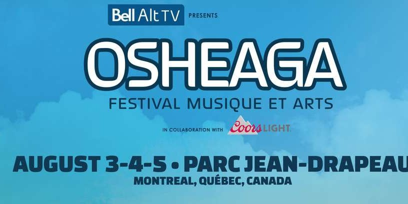 Summer festivals in Canada Sponsored by Monster.  All events fall under the Evenko or Live Nation contracts.