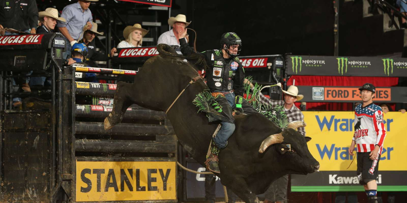 Images from 2018 PBR Las Vegas, Nevada