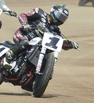 Photos from the American Flat Track Race at Remington Park in Oklahoma City, OK on 6/16/18.