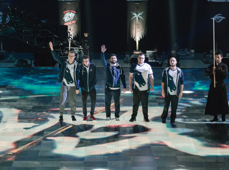 Photos of Team Liquid Dota 2 in Shanghai China for the Dota Asia Championships 2018