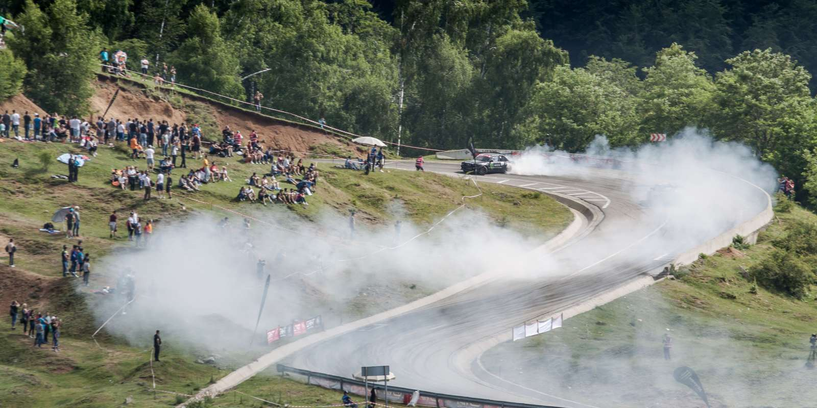 Event imagery taken at the 3rd stage of the Romanian Drift Championship. We have an ME Athelet in the competition, Calin Ciortan, branded black car - i have uploaded the pilot's contract here also. We also have a valid contract with the event - contract u