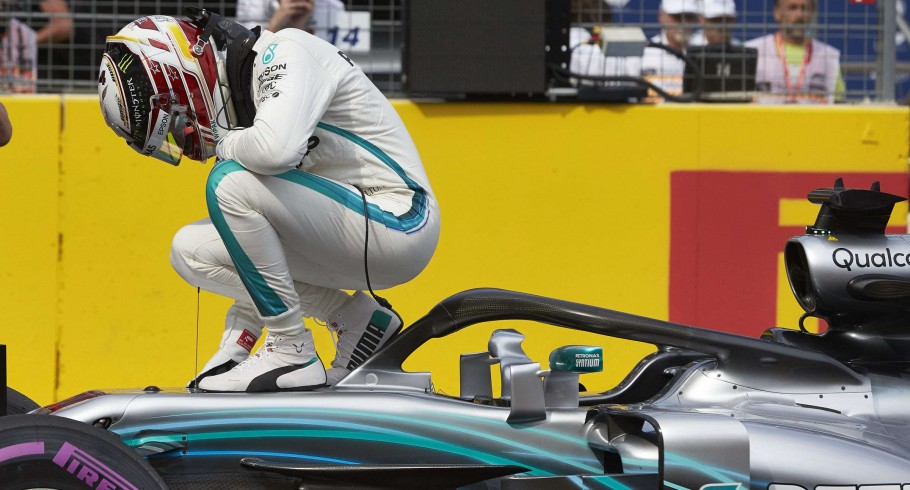 Images from the 2018 F1 French Grand Prix