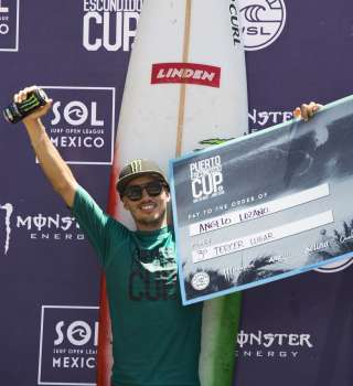 Puerto Escondido Cup- Mexico