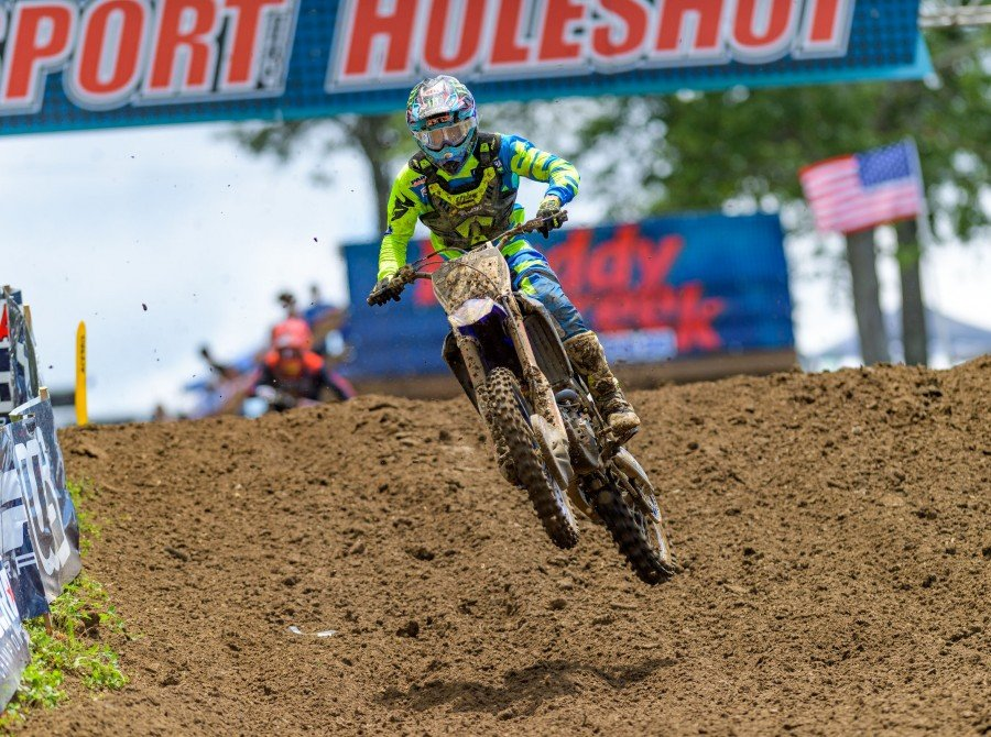 Images from 2018 Muddy Creek Motorcross event in Blountville, TN