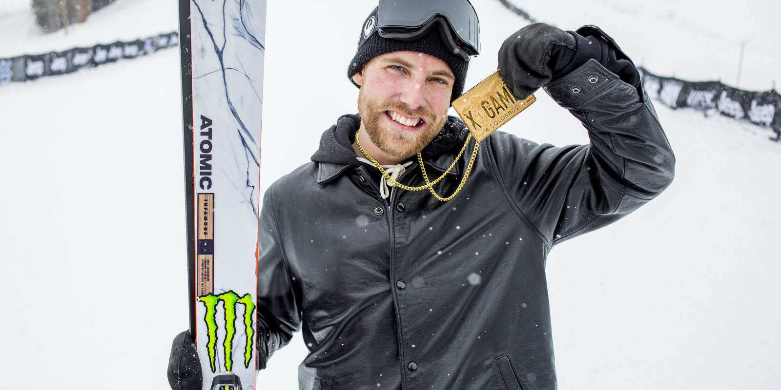 Jossi Wells takes gold at Winter X Games