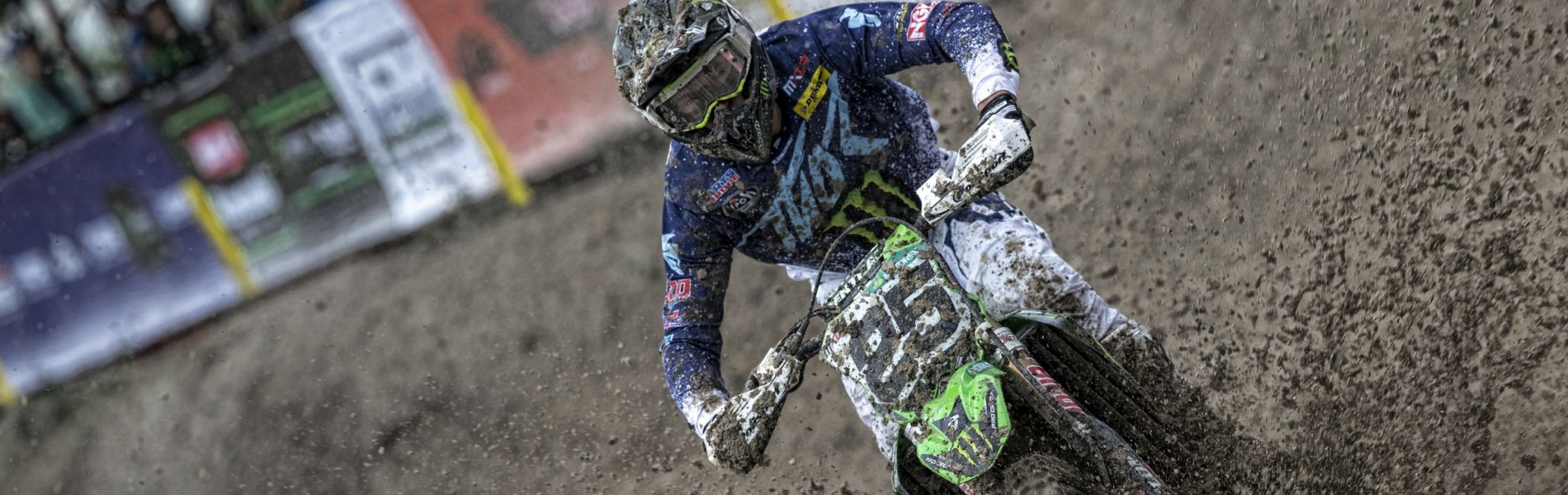 Clement Desalle at the 2018 Grand Prix of Indonesia