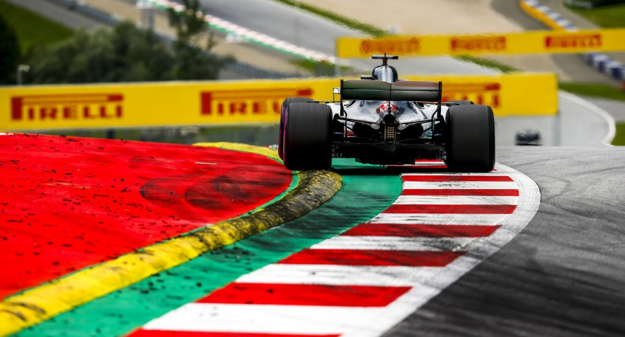 Saturday images from the 2018 Austrian Grand Prix