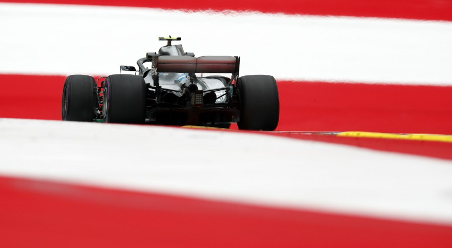 Friday images from the 2018 Austrian Grand Prix