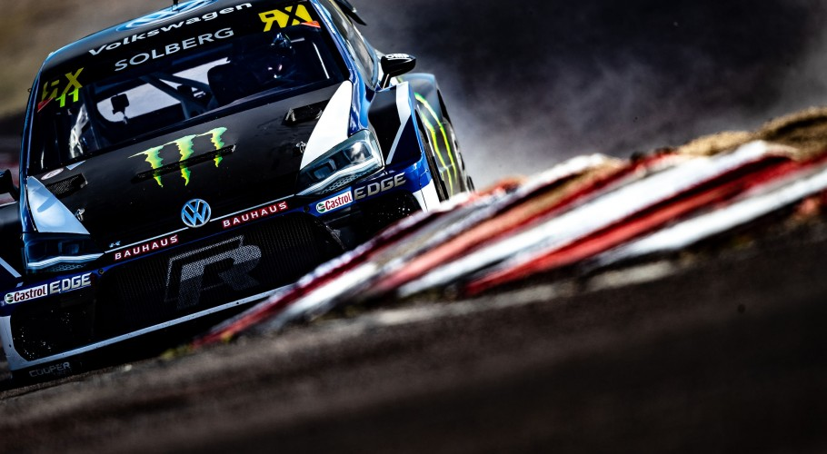Friday images from the 2018 World RX of Sweden