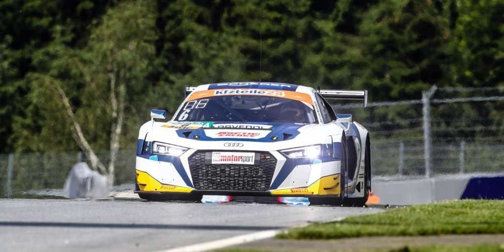 Images from the GT4 Euro Championship in Nurburgring, Germany.