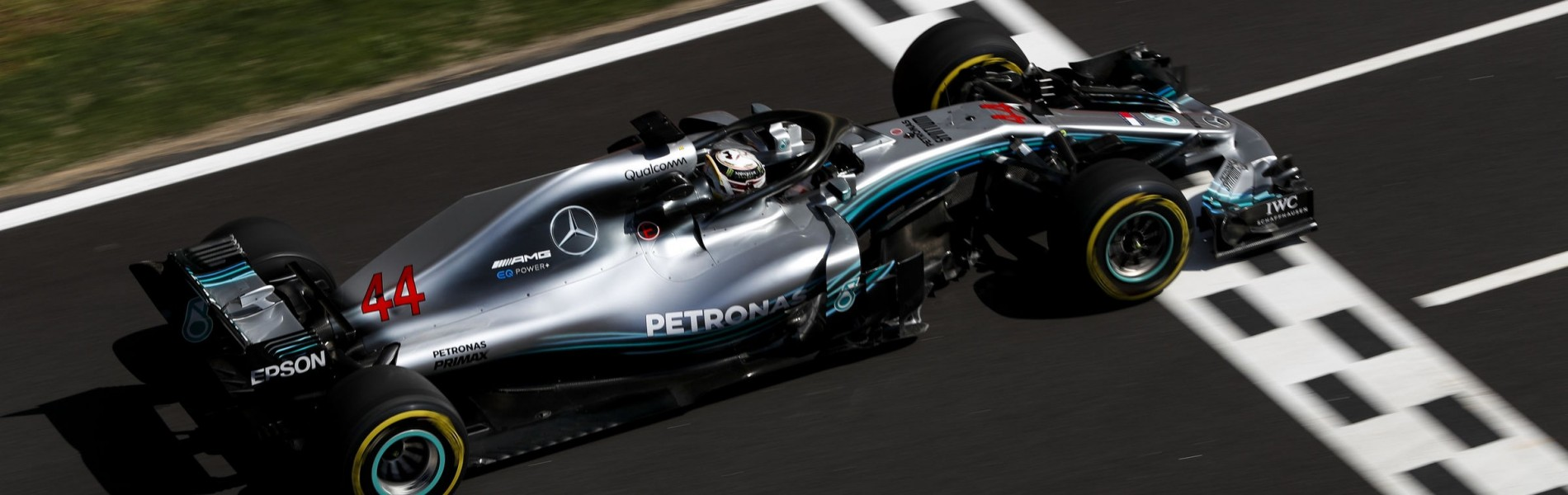 Friday images from the 2018 Spanish Grand Prix