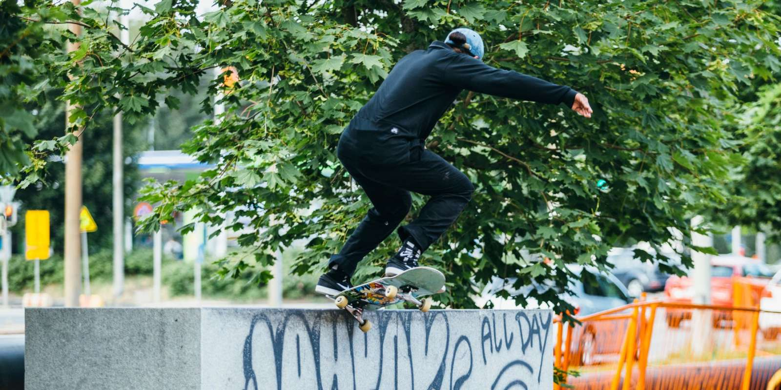 Shot from Day One at Helride in Helsinki, Finland.