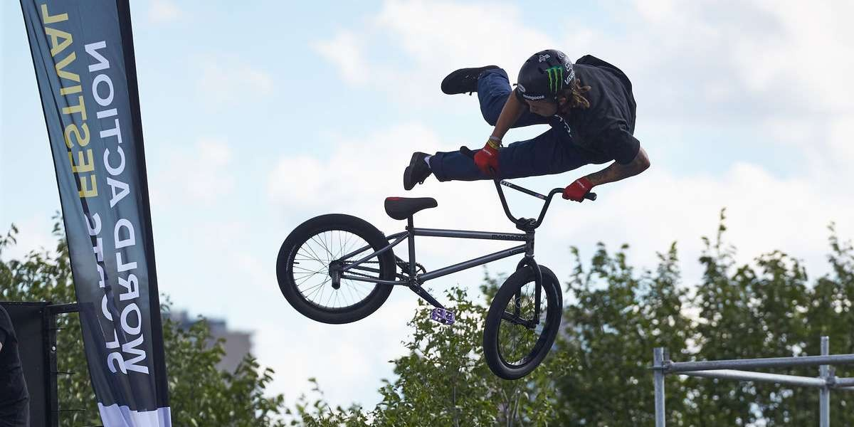 Action and lifestyle shots from the 2018 FISE BMX World Championships in Edmonton, Alberta