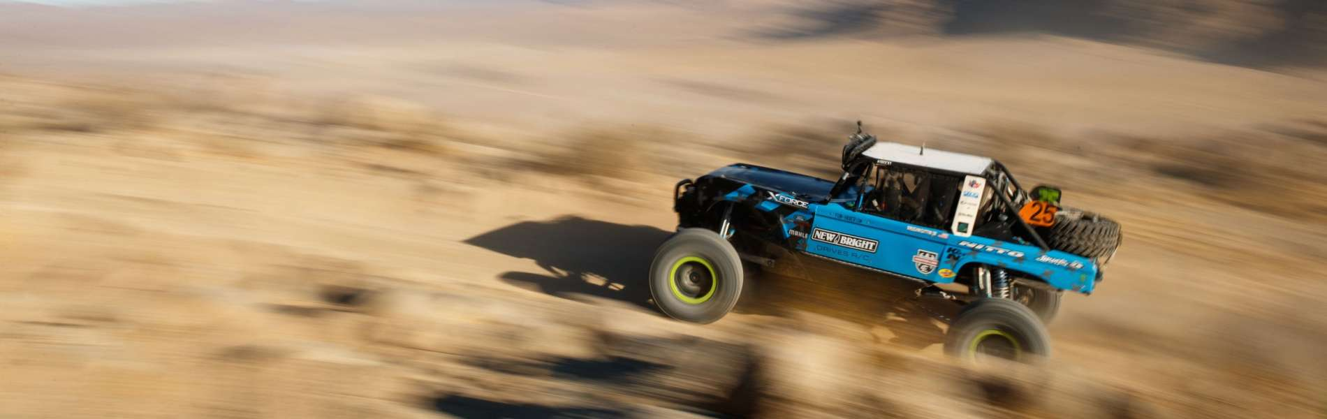 Shot from Off Road King of The Hammers