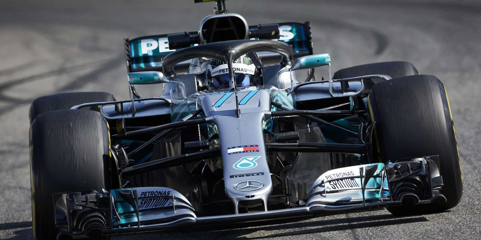 Images from practice and qualifying of the the 2018 F1 German Grand Prix