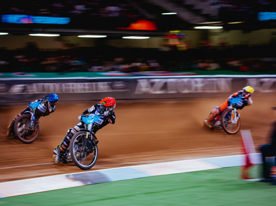 Images from the 2018 British Speedway GP in Cardiff