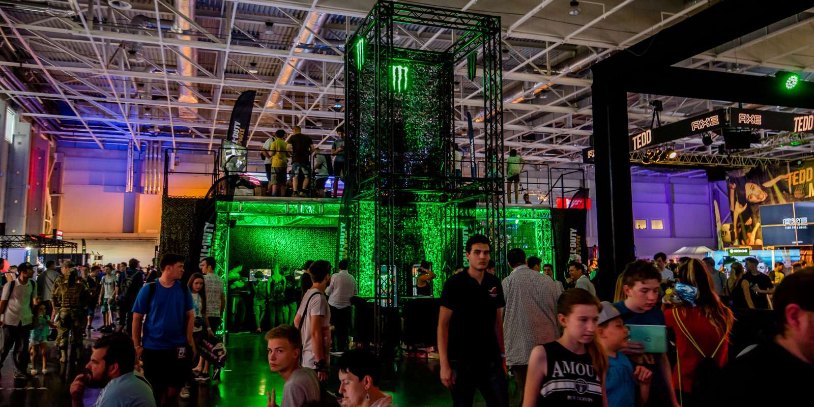 Photos of the first Budapest stop of PlayIT in 2018