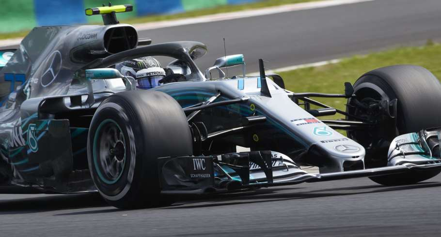Saturday images from the 2018 Hungarian Grand Prix