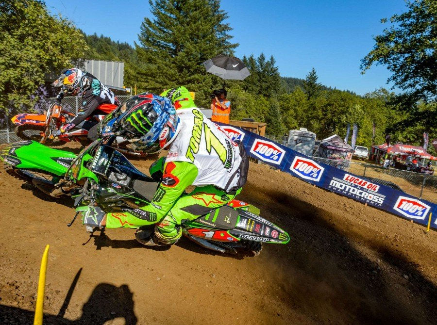 Images from the 2018 Motocross Washougal