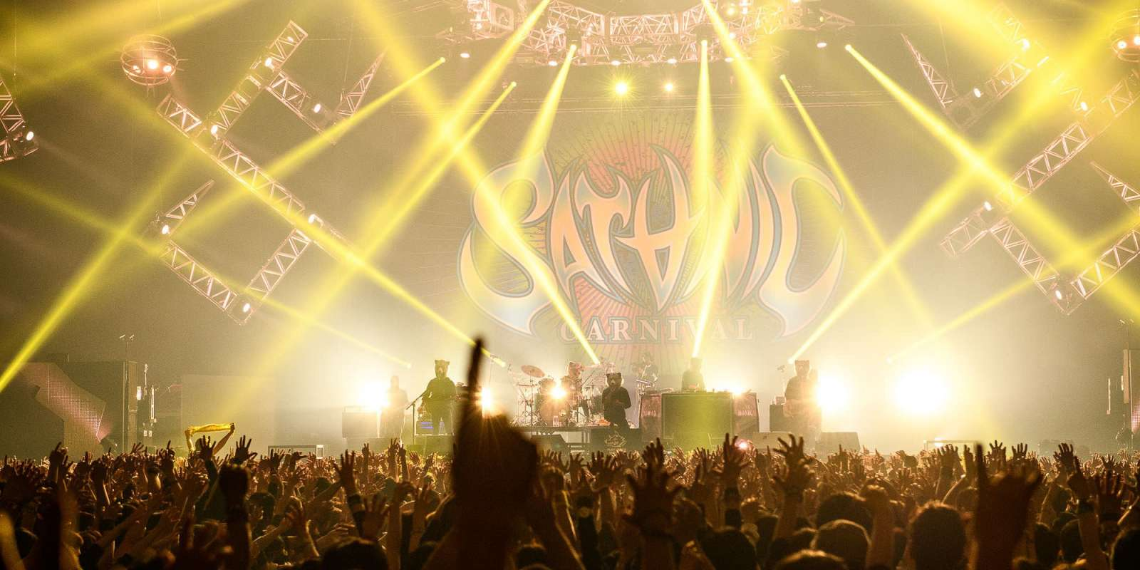 MAN WITH A MISSION at SATANIC CARNIVAL'18