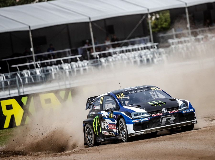 Saturday images from the 2018 World RX of Canada