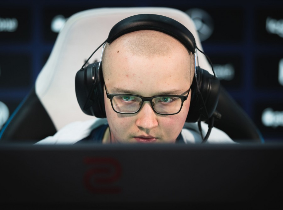 Photos of Team Liquid Dota 2 team at the ESL Katowice Dota 2 Major in Katowice, where Team Liquid took 3rd