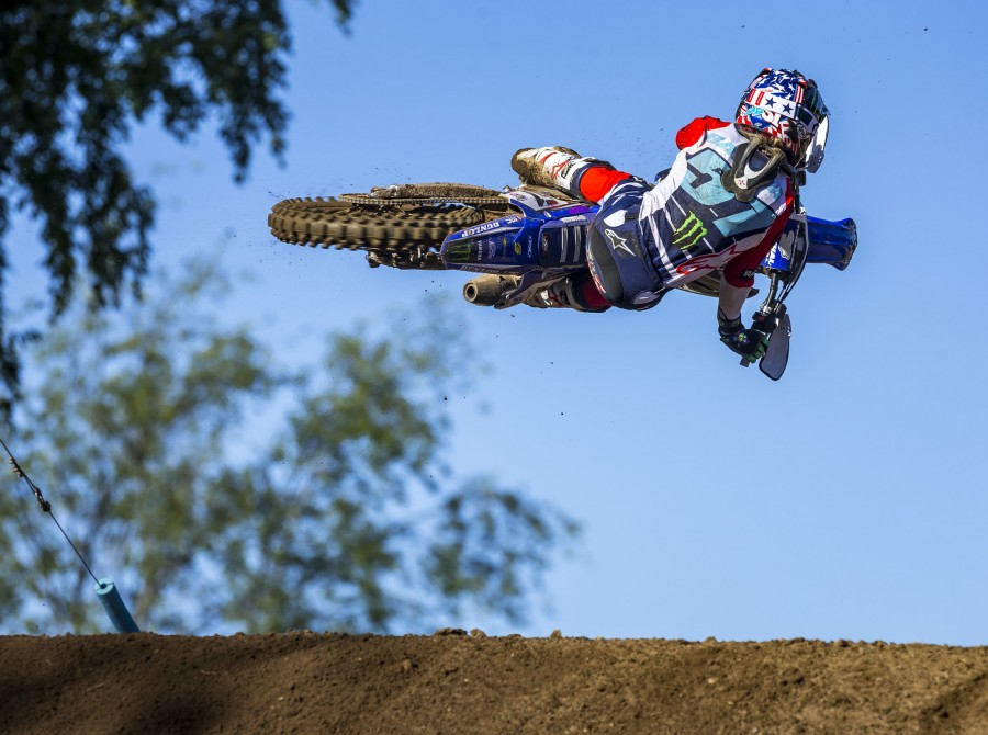 Image from the 2018 Redbull Redbud National in Buchanan, MIImage from
