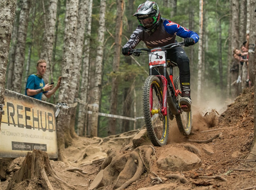 Image from CWORX contest in Whistler