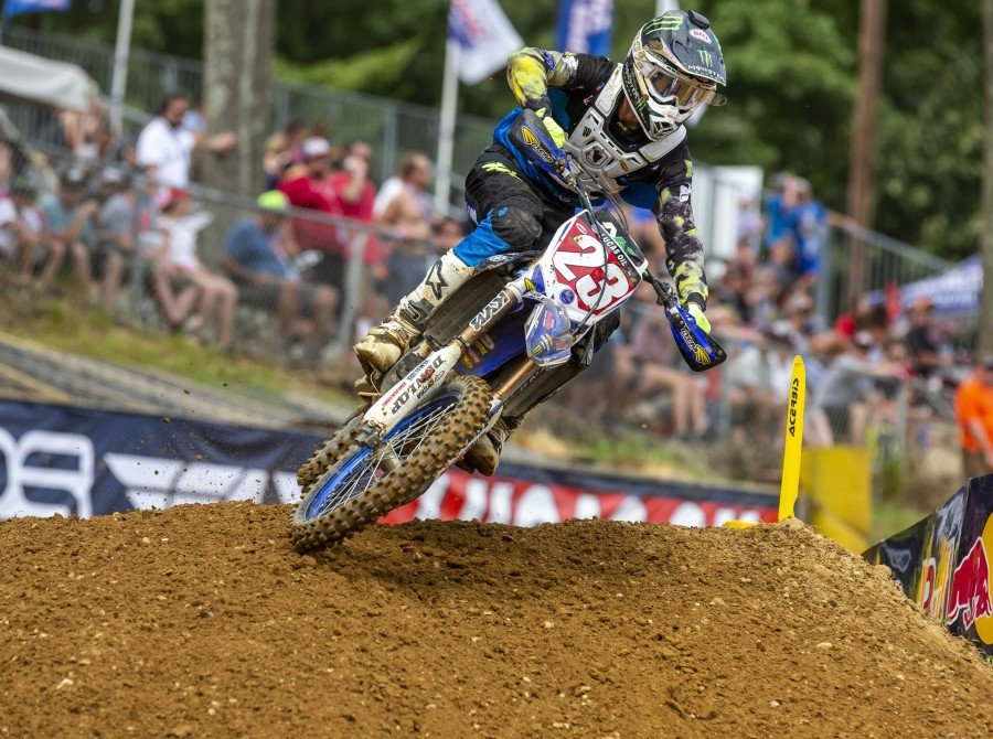 Image from the 2018 Lucas Oil 250 Class AMA Outdoor National Championship in Budds Creek