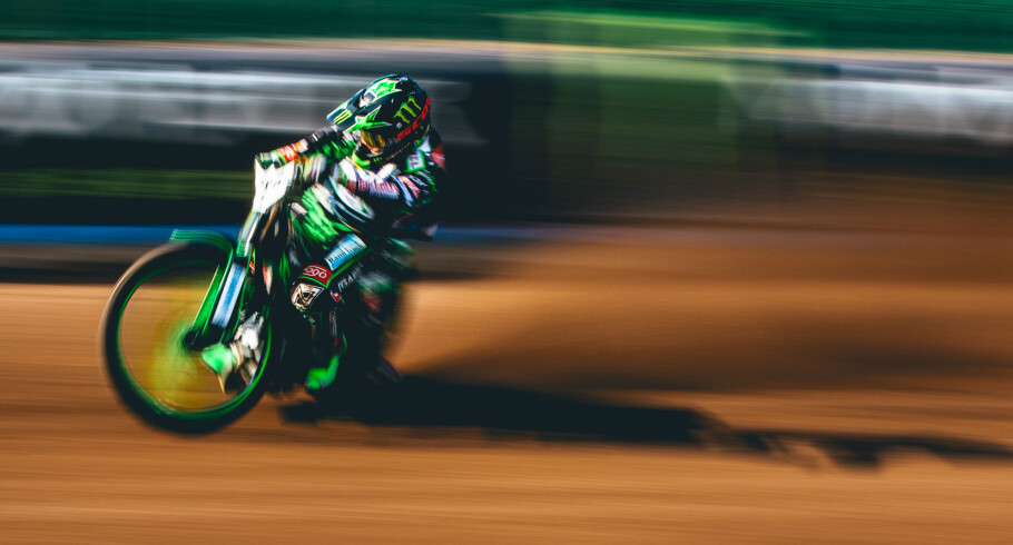 Image from the 2018 Speedway GP in Prague