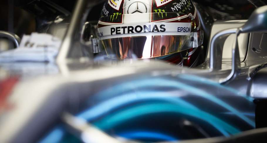 Friday images from the Belgian Grand Prix