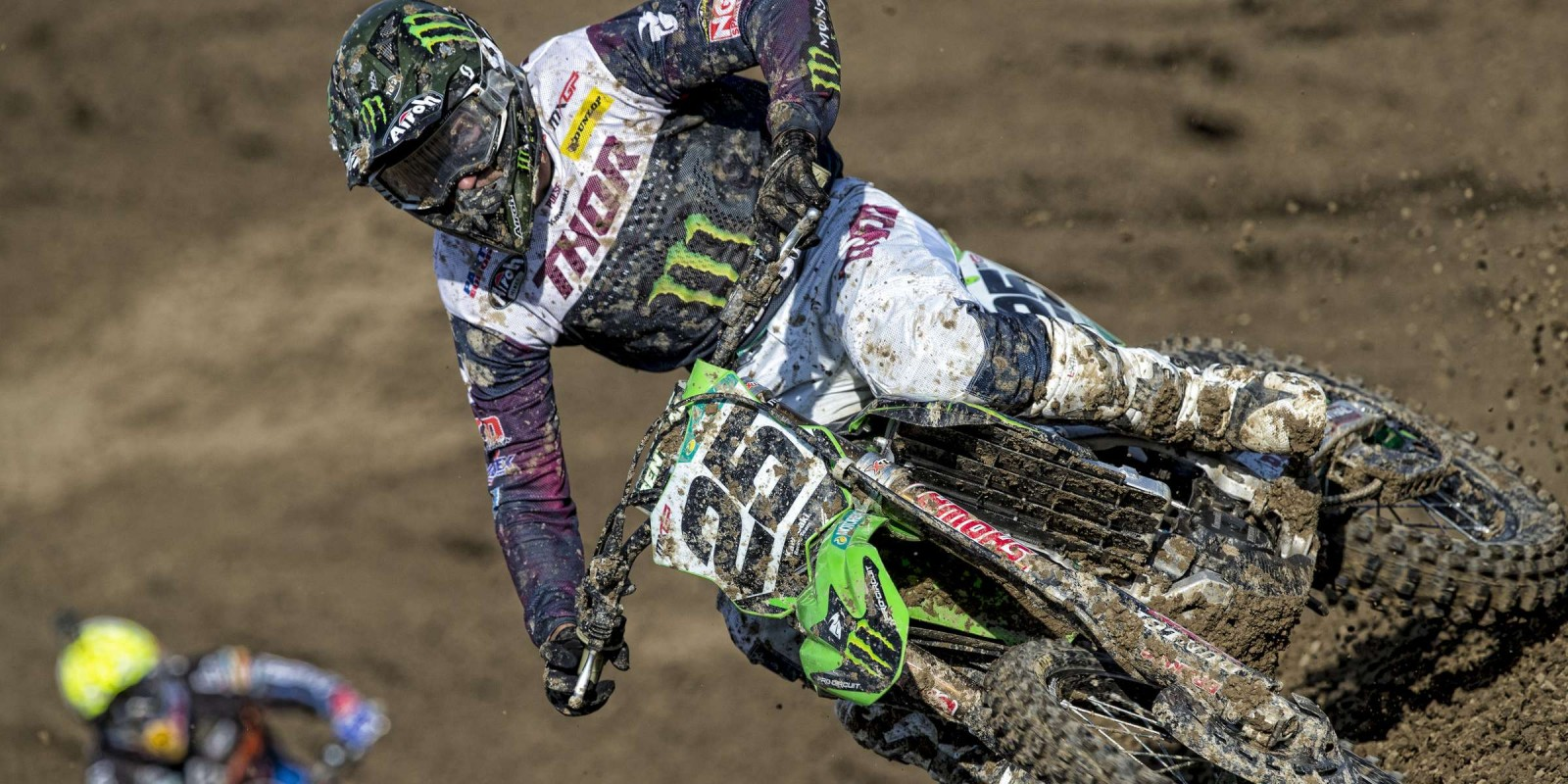 Clement Desalle at the 2018 Grand Prix of Bulgaria