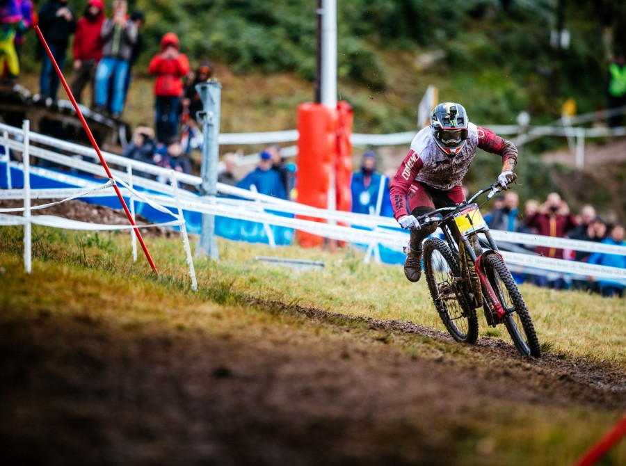 Shots from La Bresse UCI DH World Cup