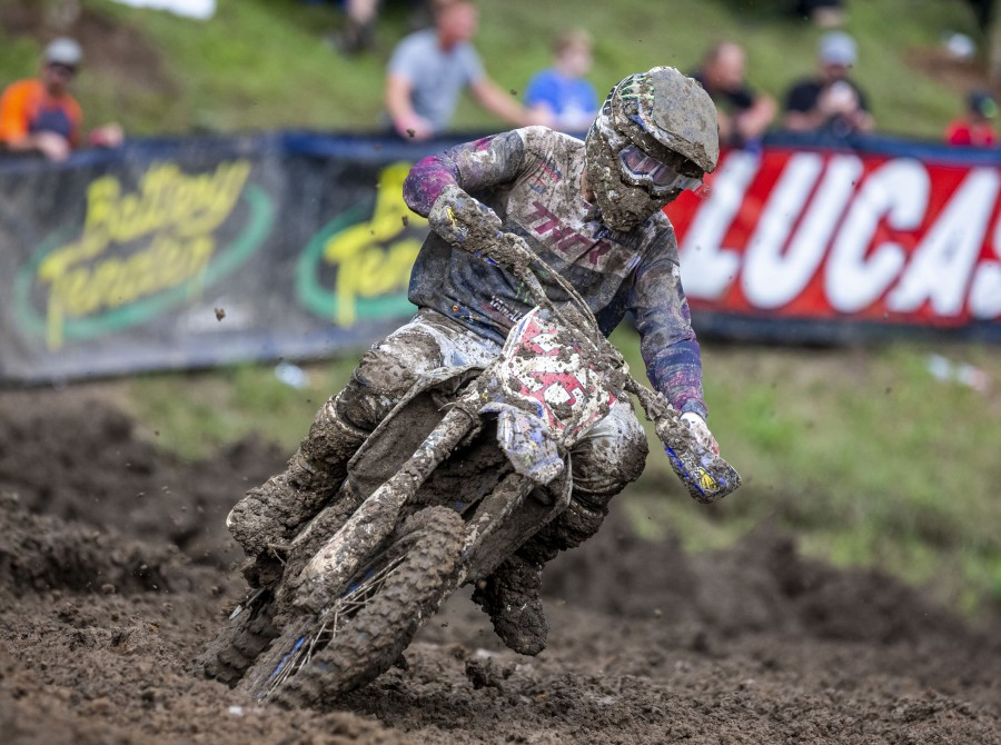 Image from the 2018 Lucas Oil Pro Motocross Championship Iron Man Nation