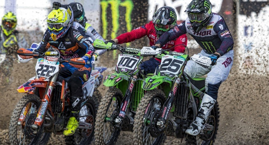Clement Desalle at the 2018 Grand Prix of Turkey