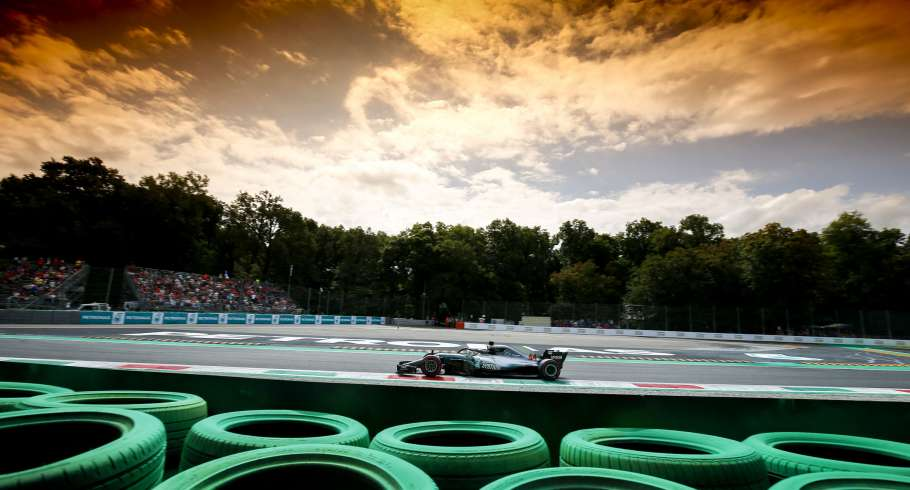 Qualifying images from the 2018 Italian Grand Prix