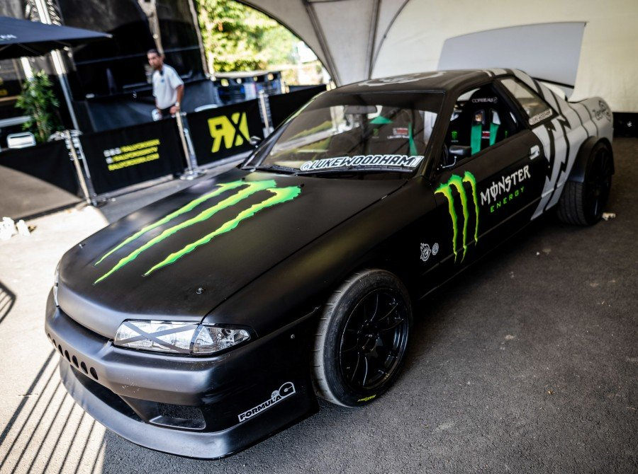 Friday images from the 2018 World RX of France