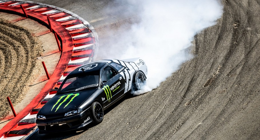 Saturday images from the 2018 World RX of France