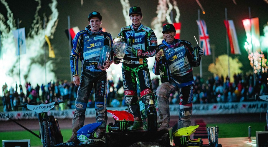Images from the 2018 Slovenian SGP