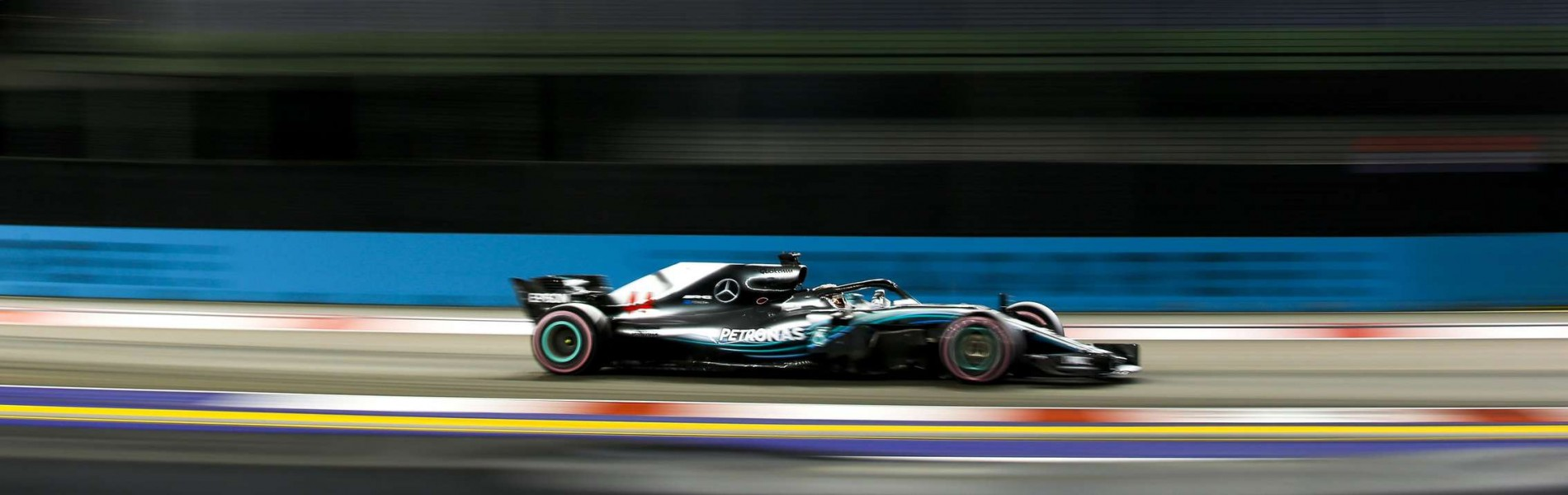 Friday and Saturday images from the 2018 Singapore Grand Prix
