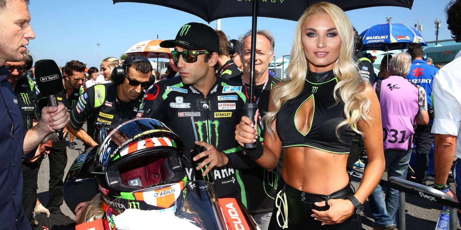 Images from the 2018 MotoGP in Misano, Italy