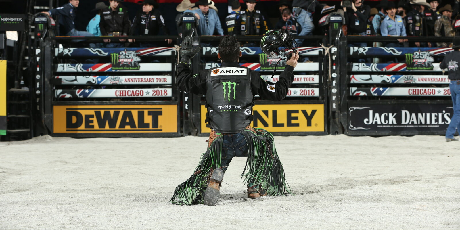Image from the Chicago Unleash the Beast PBR
