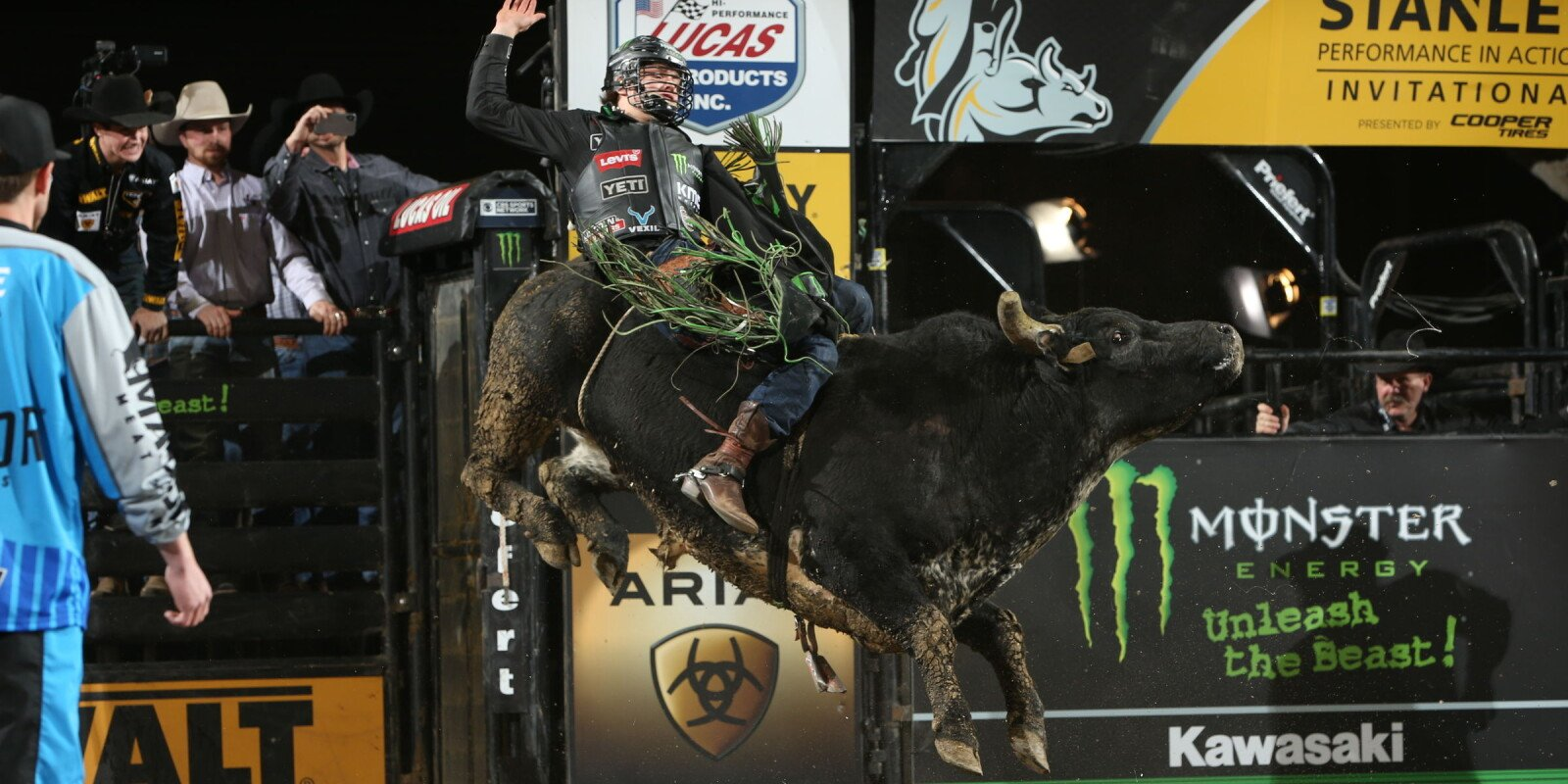 Images from 2018 PBR Billings, Montana