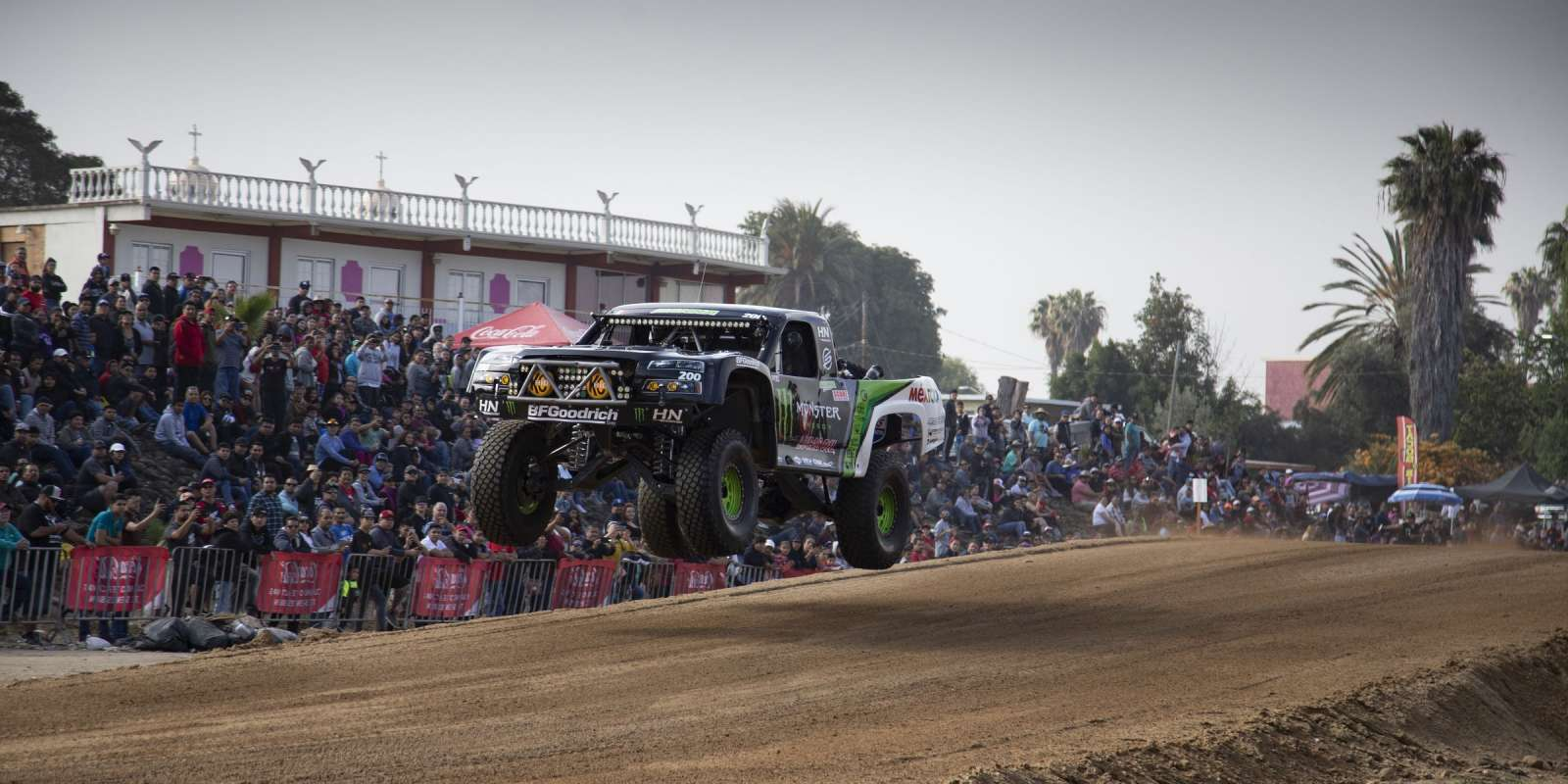Images from the Baja 500, Mexico